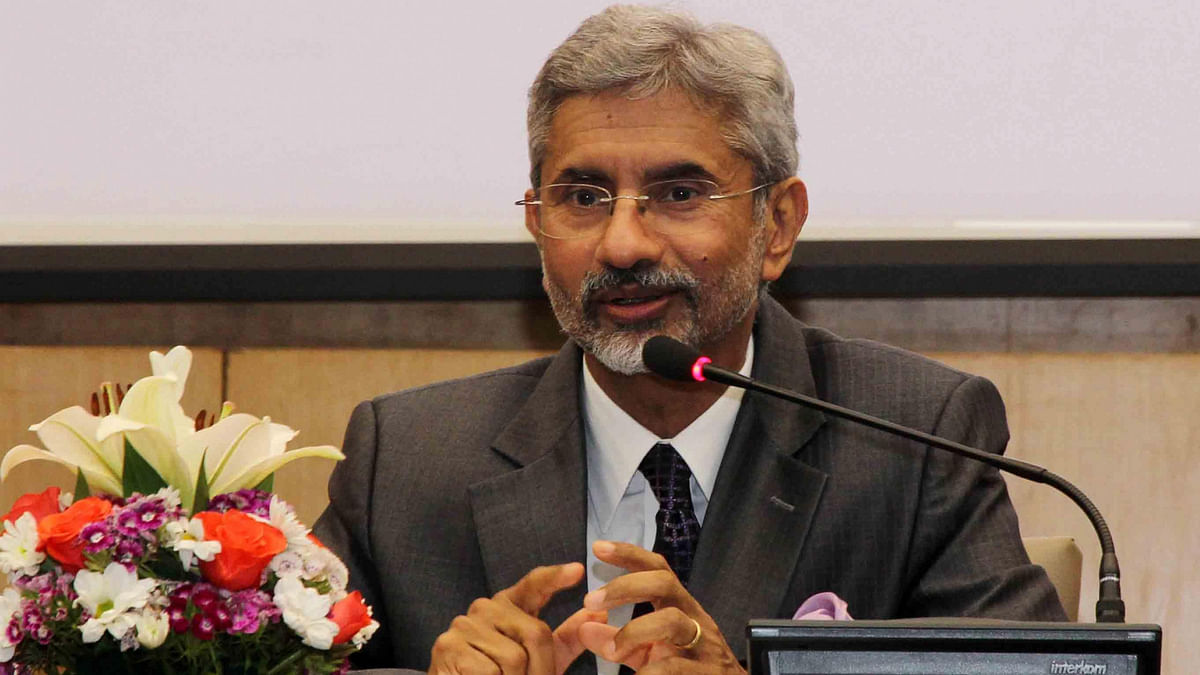 Jaishankar was reportedly received by Bangladesh Foreign Minister AK Andul Momeen at the Kurmitola air force base. Image used for representation.