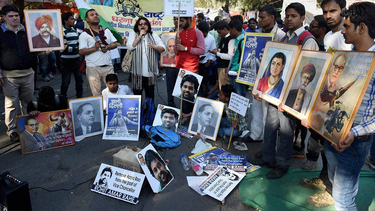 Chalo Delhi: Rohith Vemula's Suicide is a Clarion Call for Protest