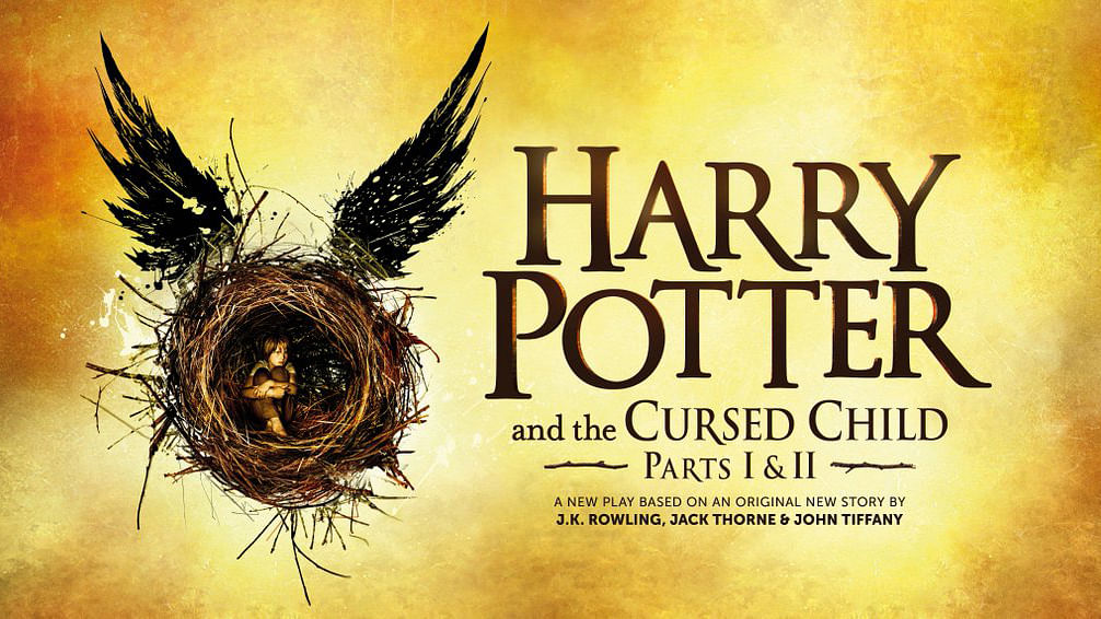 <i>The Cursed Child</i> is the sequel to the previous Harry Potter books.