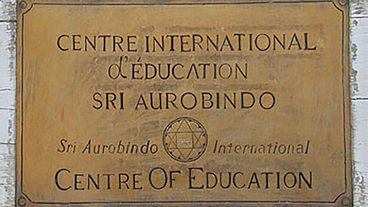 """Sri Aurobindo International Centre of Education. (Photo courtesy: <a href=""""http://sriaurobindoashram.org/ashram/saice/"""">SAICE</a>)"""