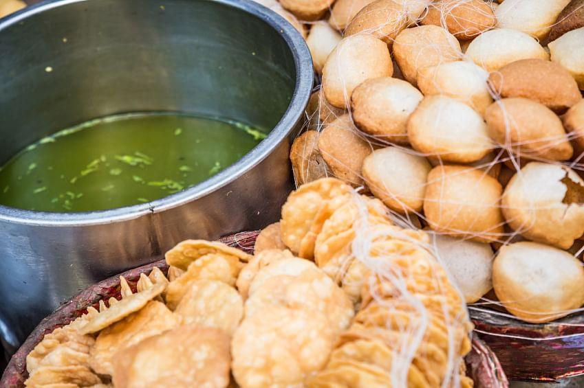 Anna eats aloo tikki, asks for pakodas and wants samosas when we go out. (Photo: iStock)