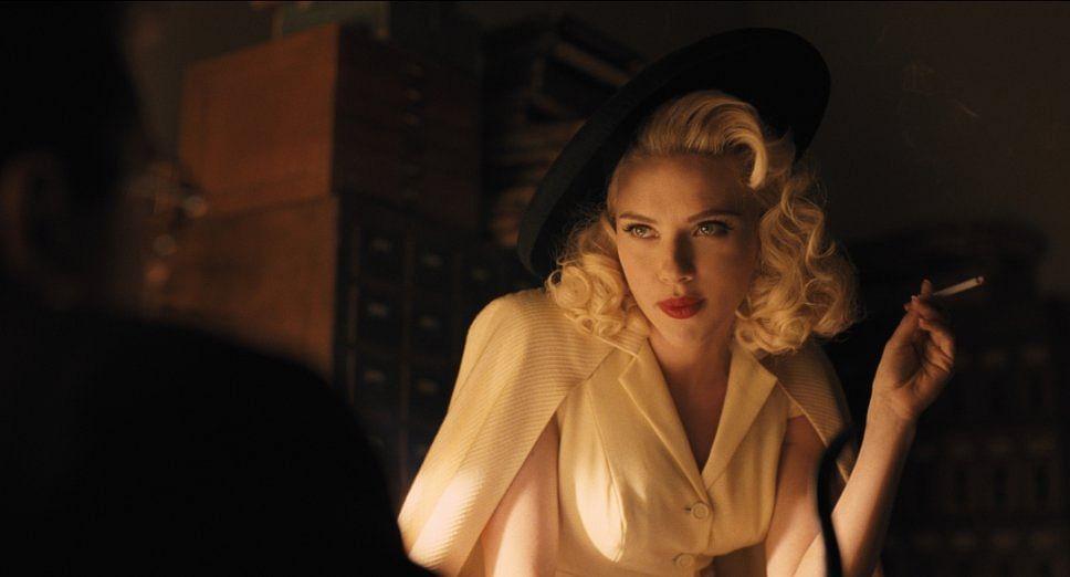 Scarlett Johansson in a scene from <i>Hail, Ceasar!</i>