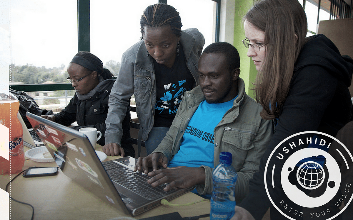 Ushahidi, the Kenyan-born tech company that uses crowdmapping for real-life crisis situations. (Photo Courtesy: Ushahidi)