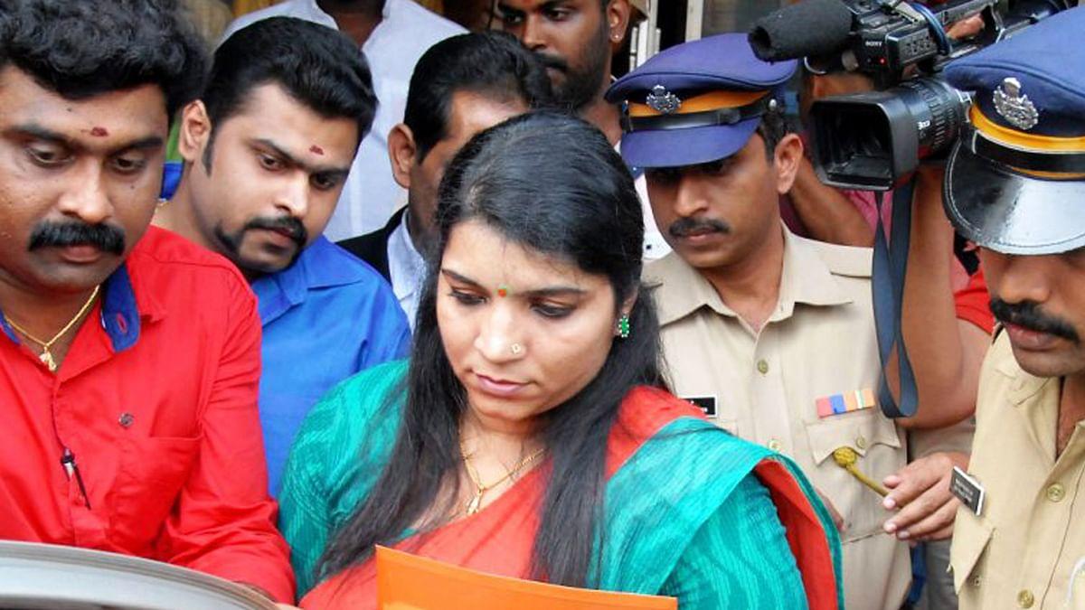 Kerala Solar Scam Accused Saritha Nair, Husband Get 3-Yr Jail Term