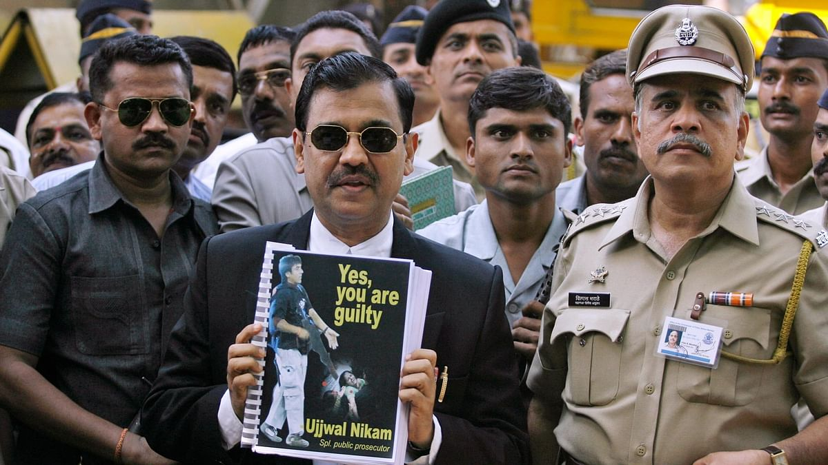 Ujjwal Nikam, Special Public Prosecutor. (Photo: Reuters)