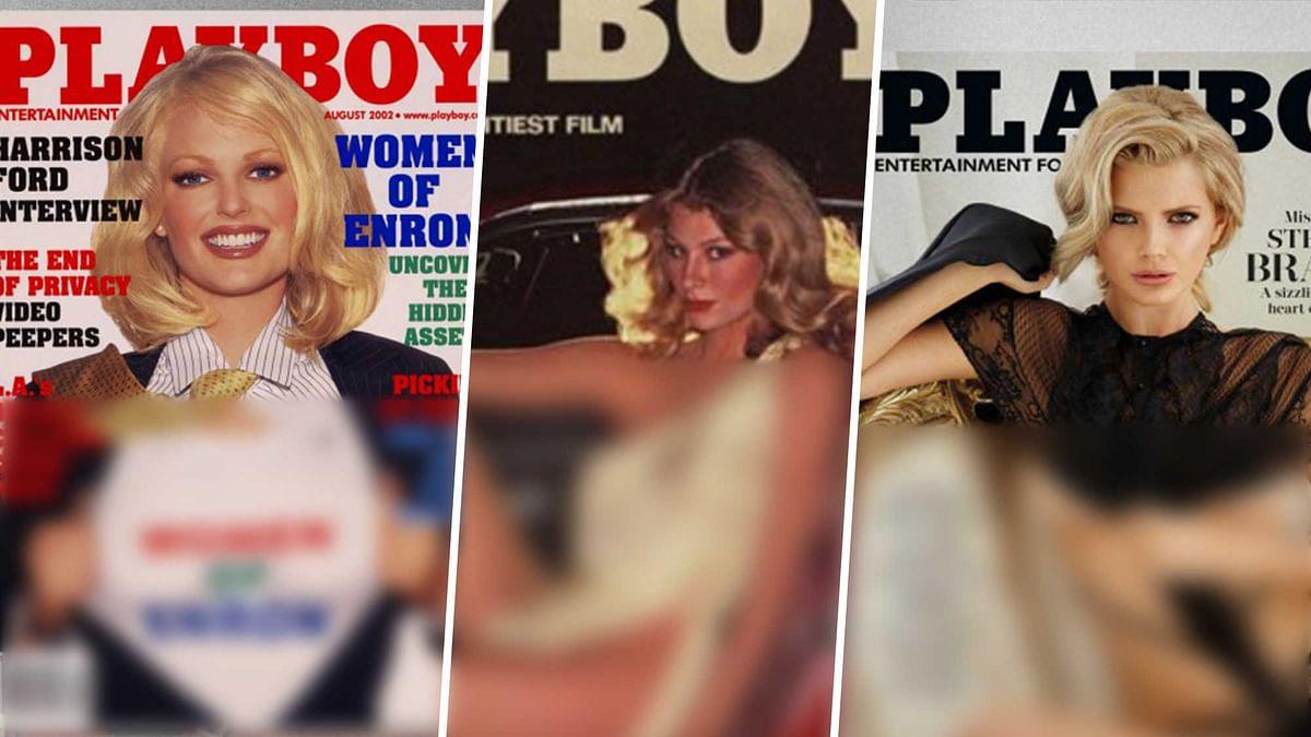 (Photo: <i>Playboy</i> magazine/<b>The Quint</b>)