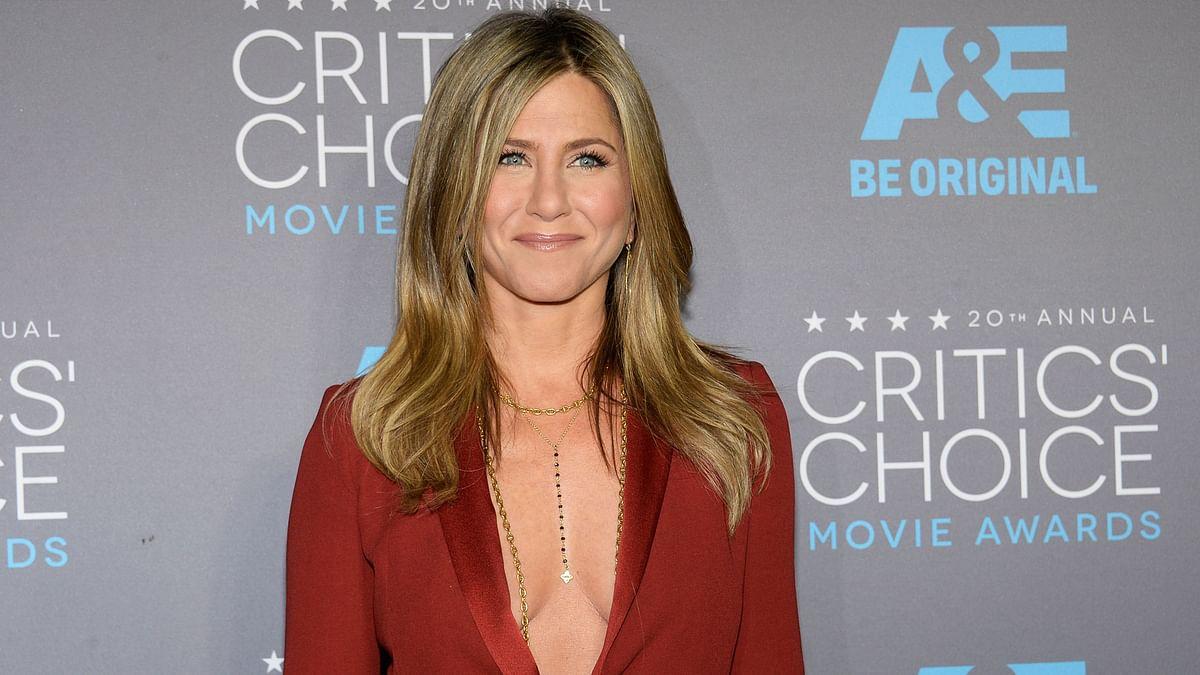 Jennifer Aniston at Critics Choice Awards