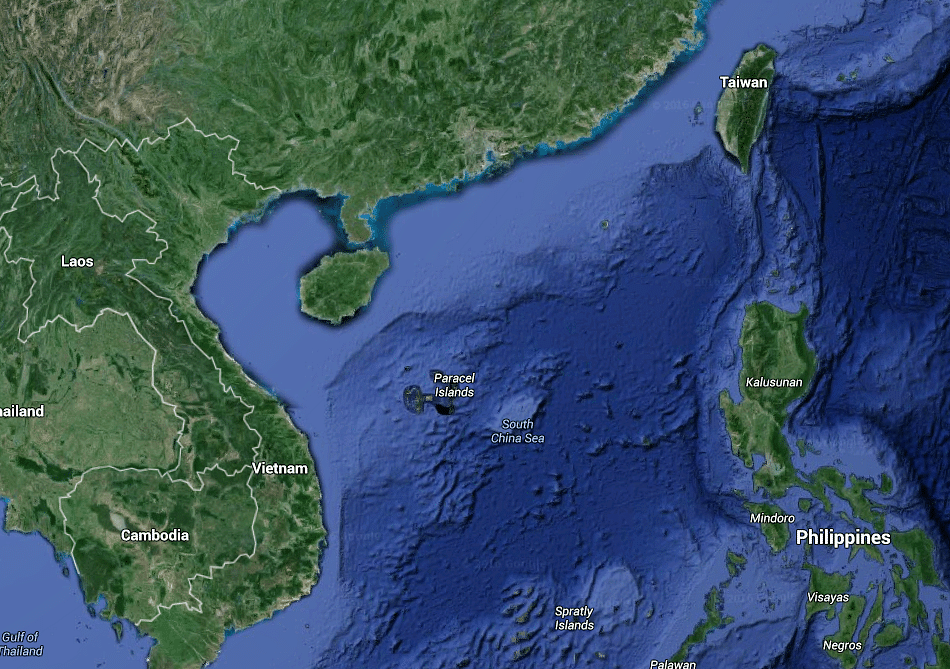 """<div class=""""paragraphs""""><p>Taiwan north-western area shares maritime borders with China.</p></div>"""