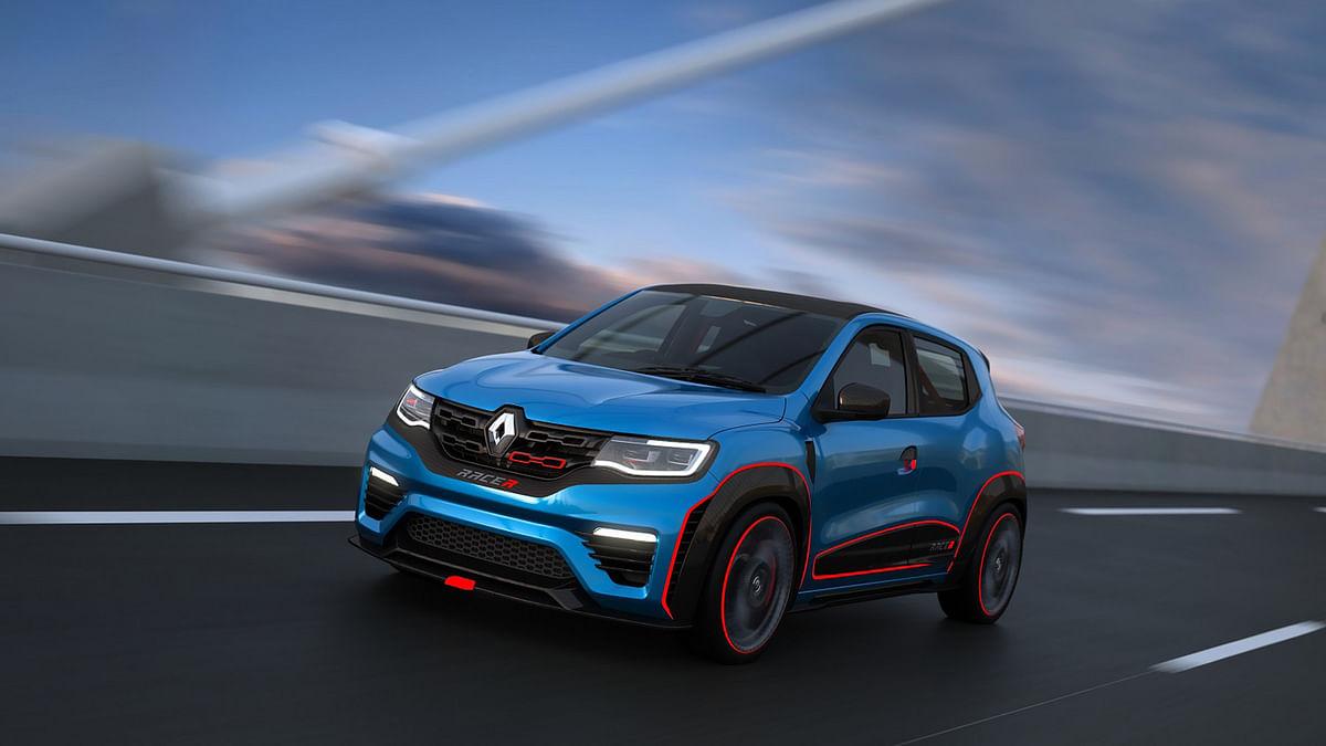 Renault Kwid Racer. (Photo: Renault)