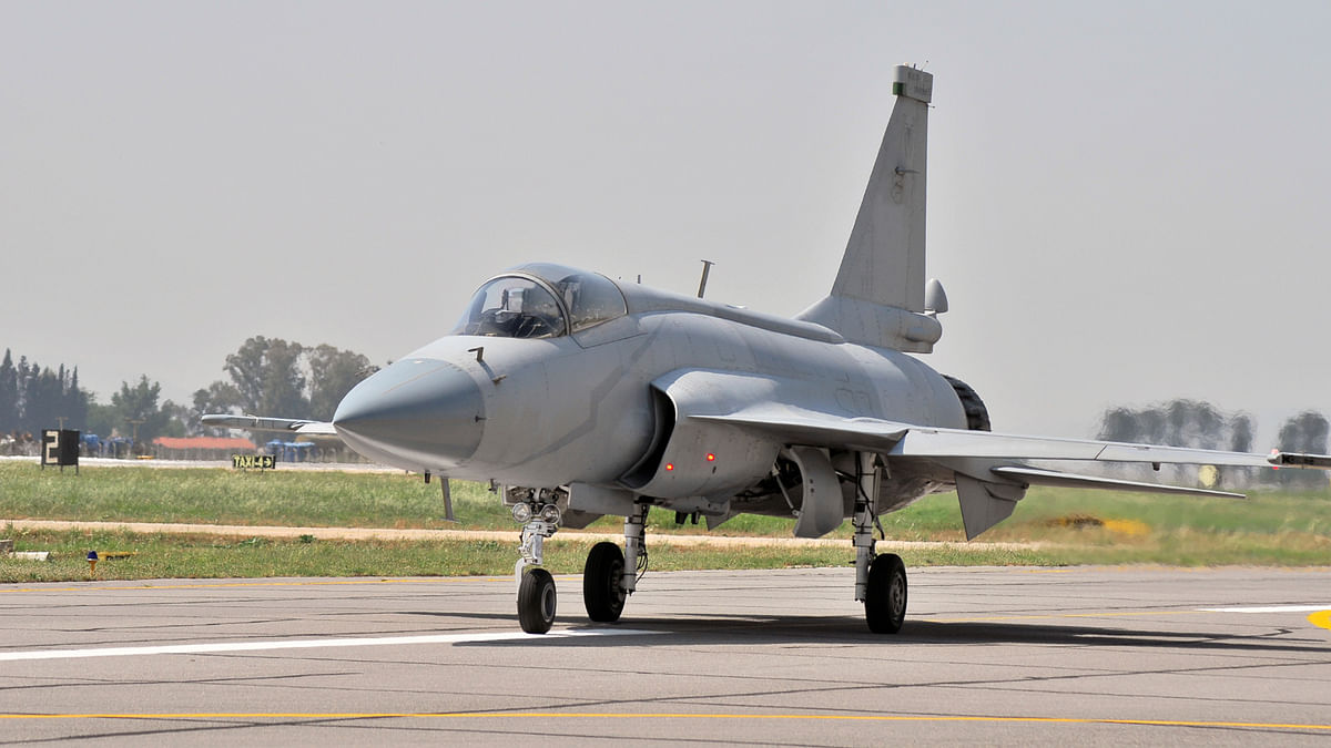 Lockheed Offers to Export F-16 Jets From Proposed India Facility