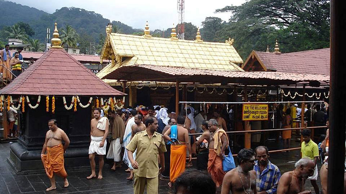 Anxiety Looms as Sabarimala Temple Reopens for 5 Days till 17 Feb