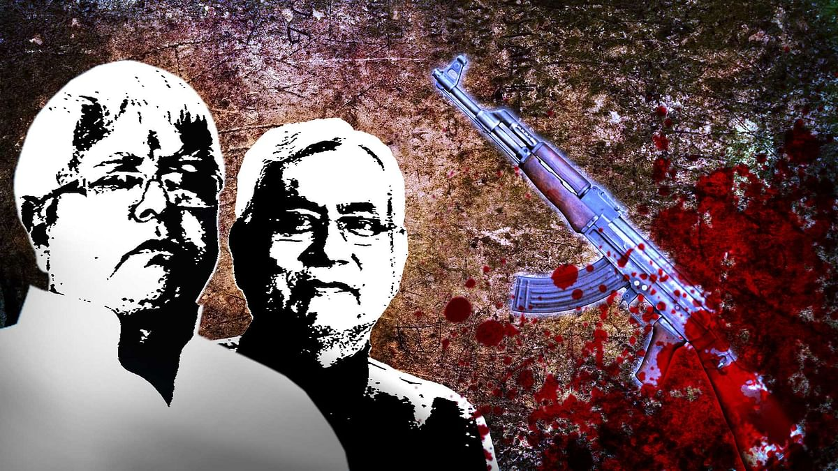 After a series of murders, politicians say they may be witnessing the return of the Jungle Raj in Bihar. (Photo: <b>The Quint</b>)