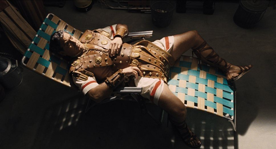 George Clooney in a scene from<i> Hail, Ceasar!</i>