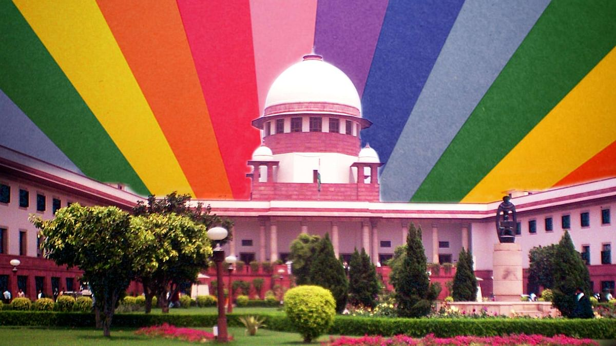 The Supreme Court decriminalised homosexuality in India on 6 September 2018.