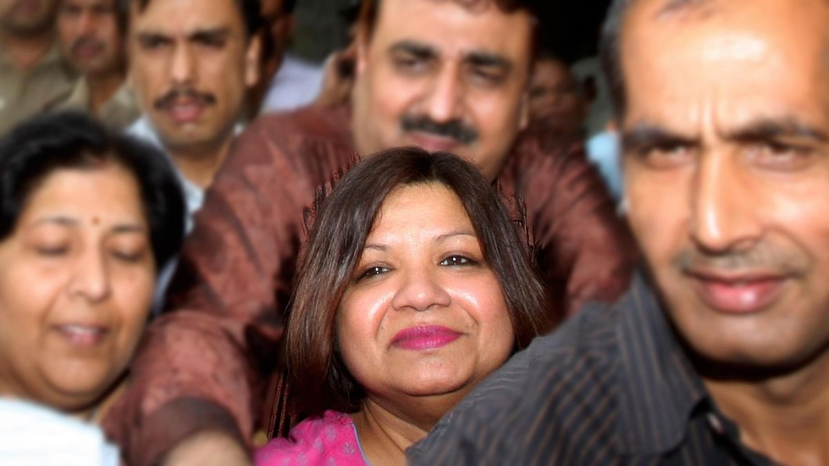 Ex-Diplomat Madhuri Gupta Who Spied for ISI, Awarded 3 Yrs in Jail