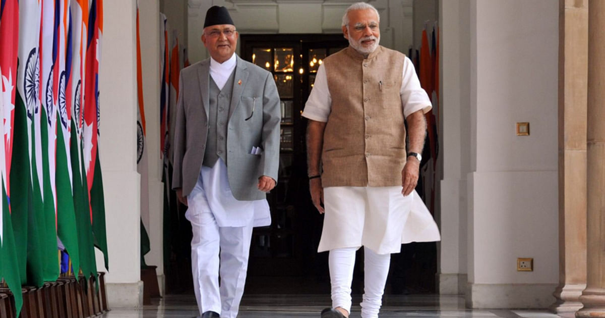 Real Ayodhya in Nepal, Ram Not Indian: Nepal PM Amid Border Row