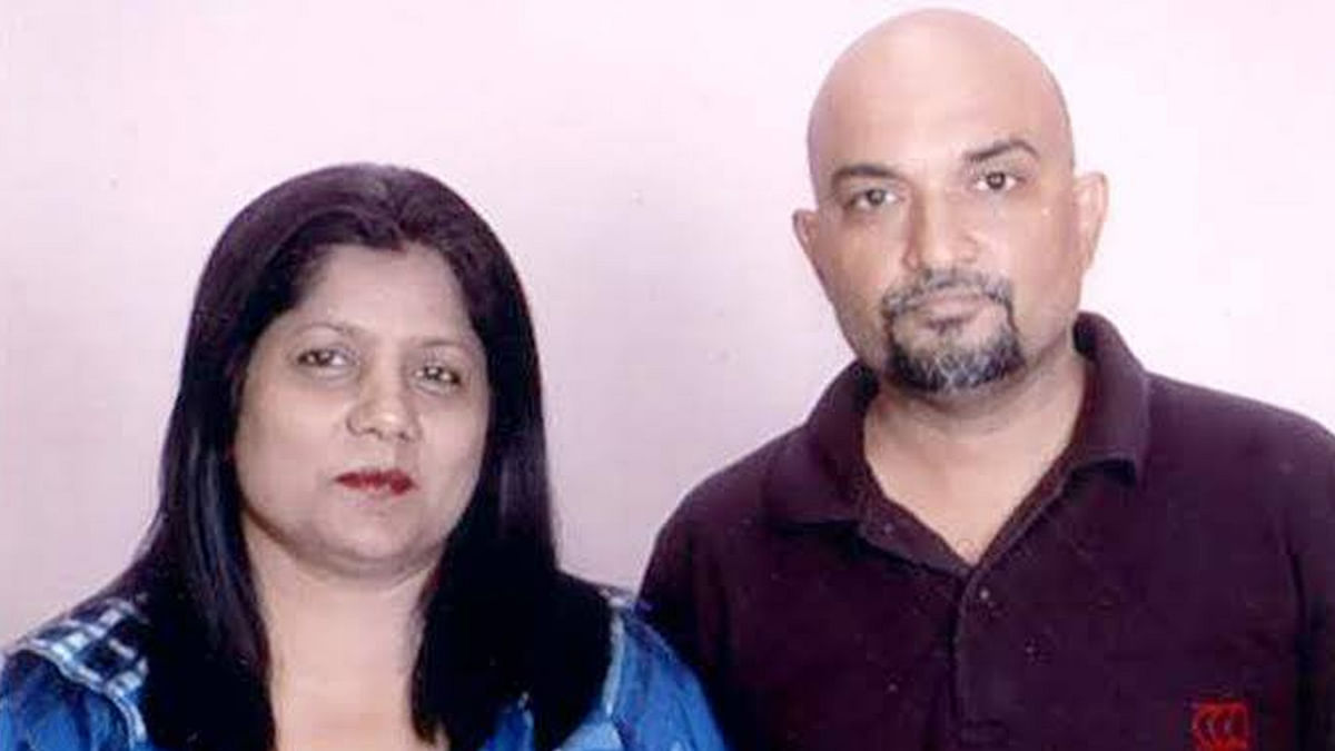 Kirti and Lalit have been married for 21 years. (Photo: Kirti Pandey)