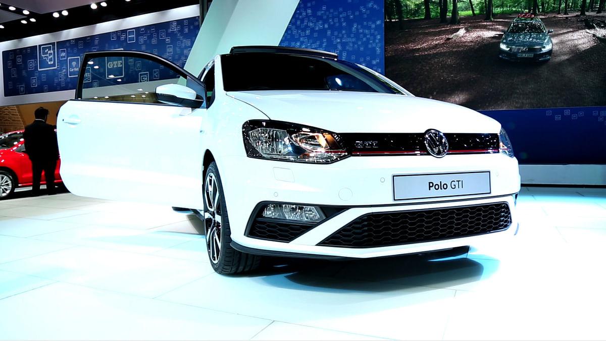 Volkswagen Polo GTI. (Photo: <b>The Quint</b>)