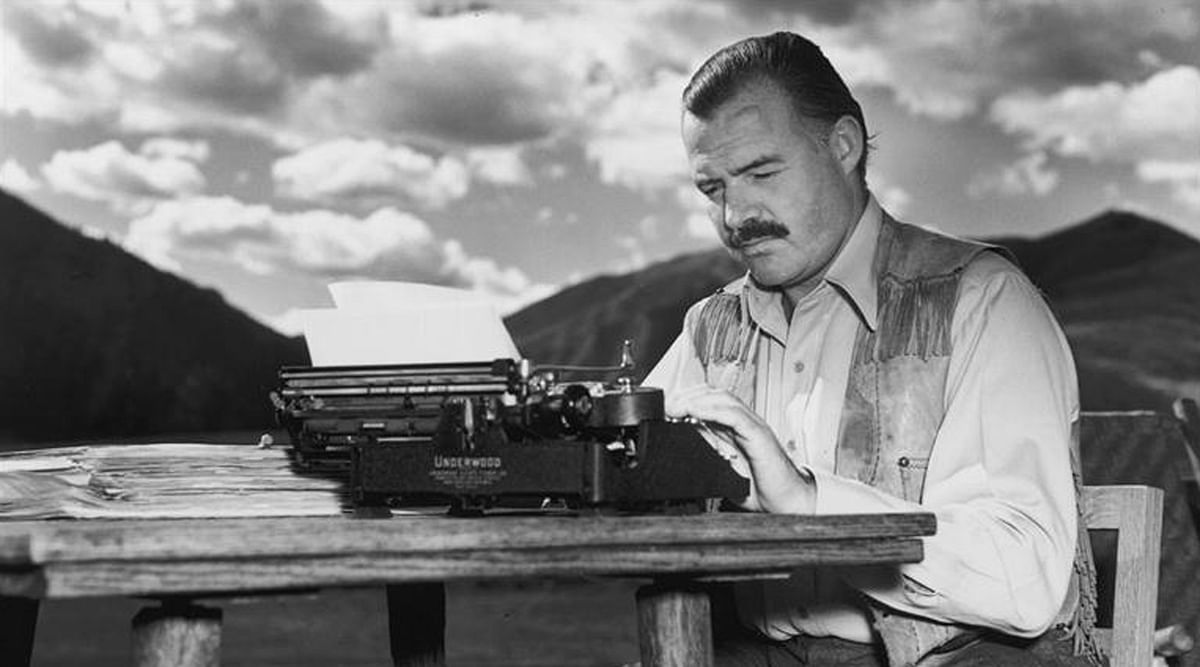 """""""Ernest Hemingway had written more about the war and bull fights in Spain than about bars in Paris"""" – writes Salil Tripathi."""