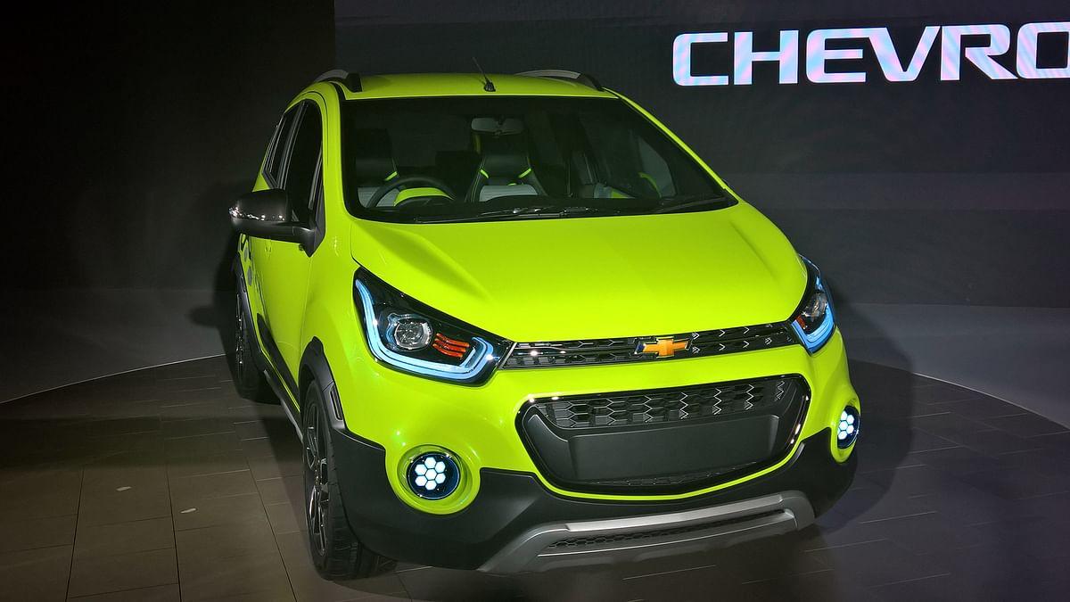 Chevrolet Beat Active. (Photo: <b>The Quint</b>)