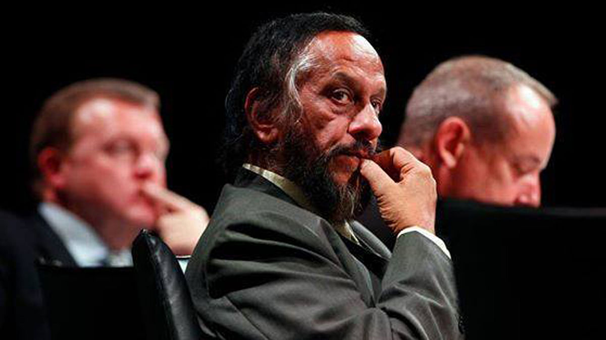 Rajendra Pachauri faces sexual harassment charges. (Photo: Reuters)
