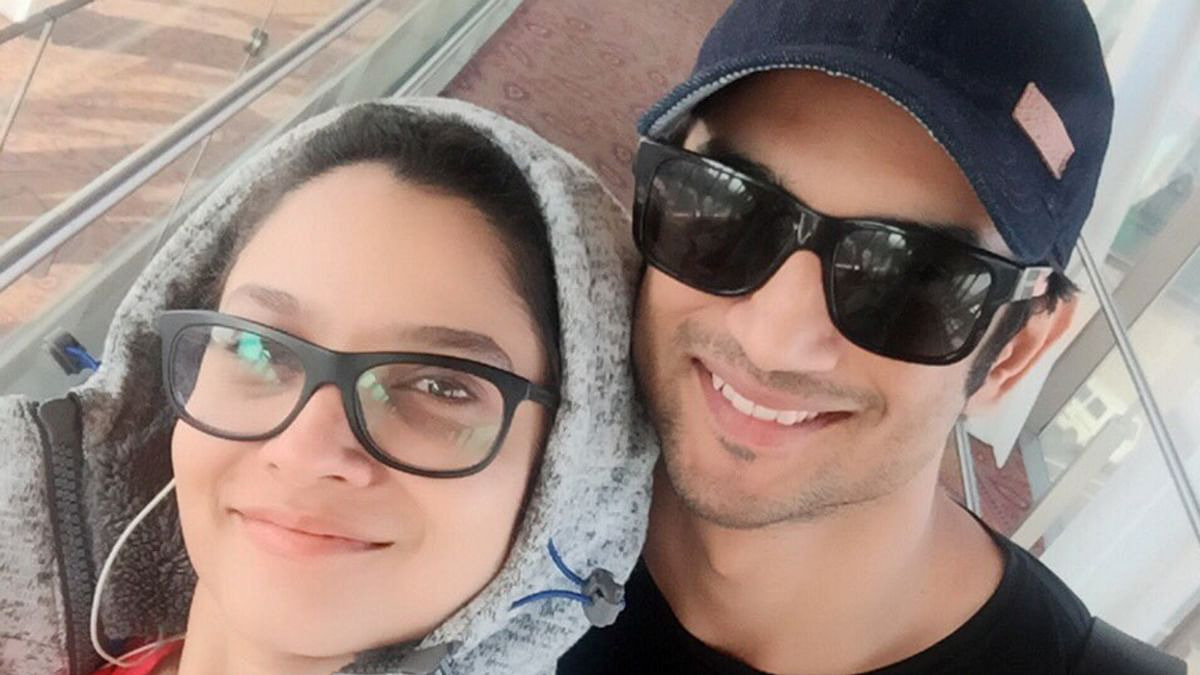 Sushant Couldn't Have Been Depressed: Ankita Lokhande