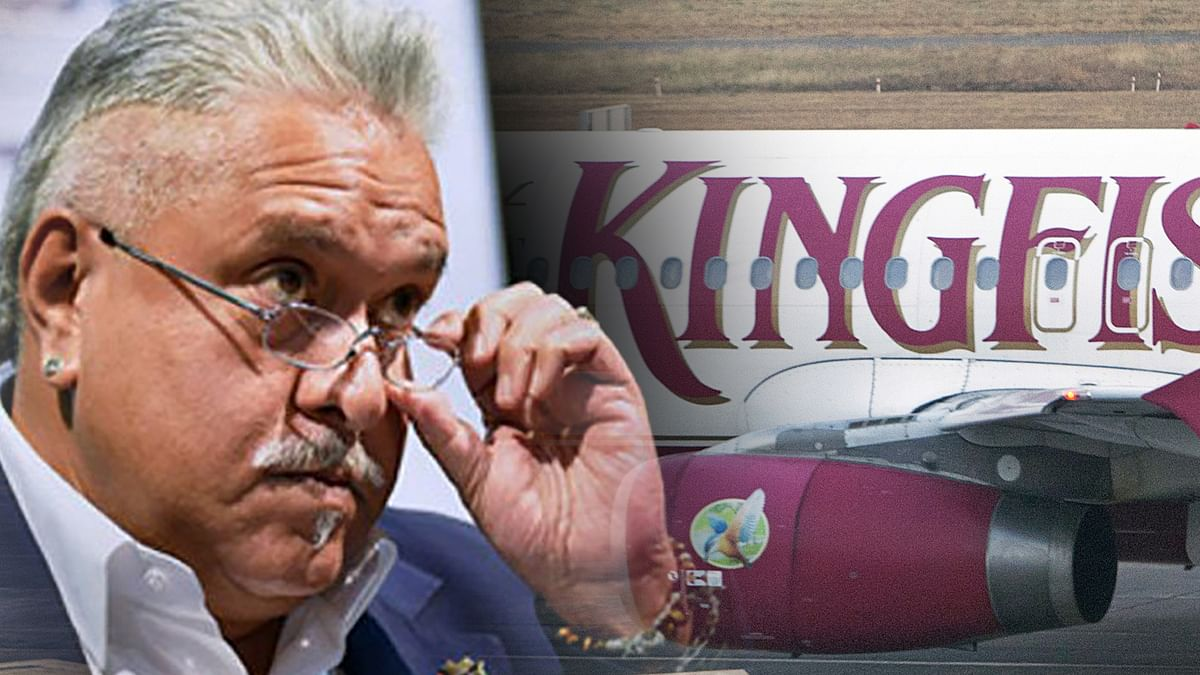 Former beer baron and owner of Kingfisher Airlines Vijay Mallya.