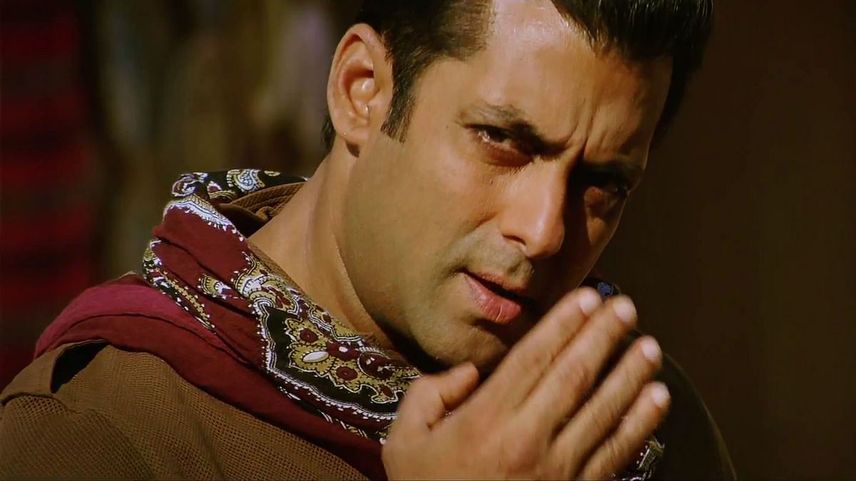 Salman Khan insisted that he had been wrongly accused in the blackbuck case. (Photo Courtesy: Screengrab from <i>Ek Tha Tiger</i>)