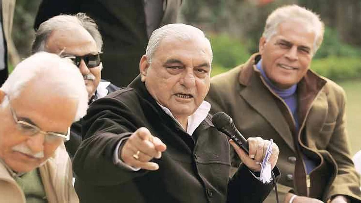 CBI Questions Ex-Haryana CM Bhupinder Hooda in Land Allotment Scam