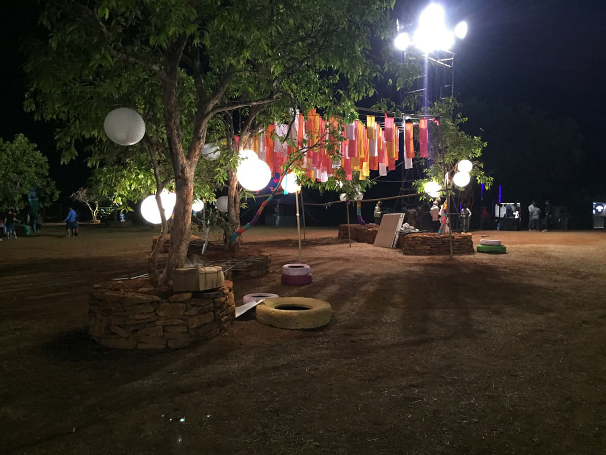 LetsCampOut was started by Abhijeet Mhatre – an MBA man-turned-entrepreneur (a nature lover himself) – to simplify camping. (Photo Courtesy: Radhika Sharma)