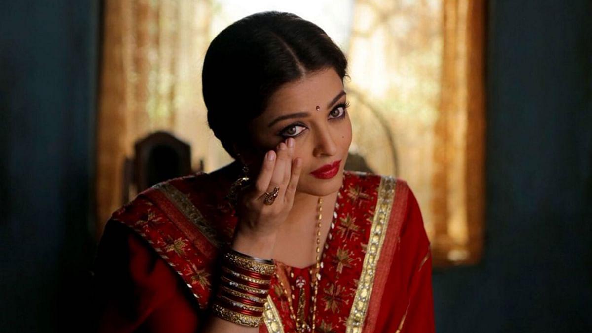 Aishwarya Rai Bachchan's new look in Omung Kumar's upcoming film&nbsp;<i>Sarbjit</i> (Photo: Twitter)