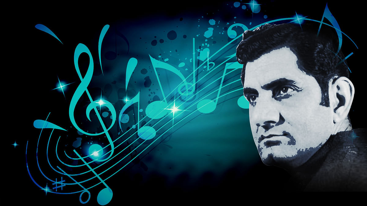 Anand Bakshi was one of the greatest and most popular lyricists of his time.