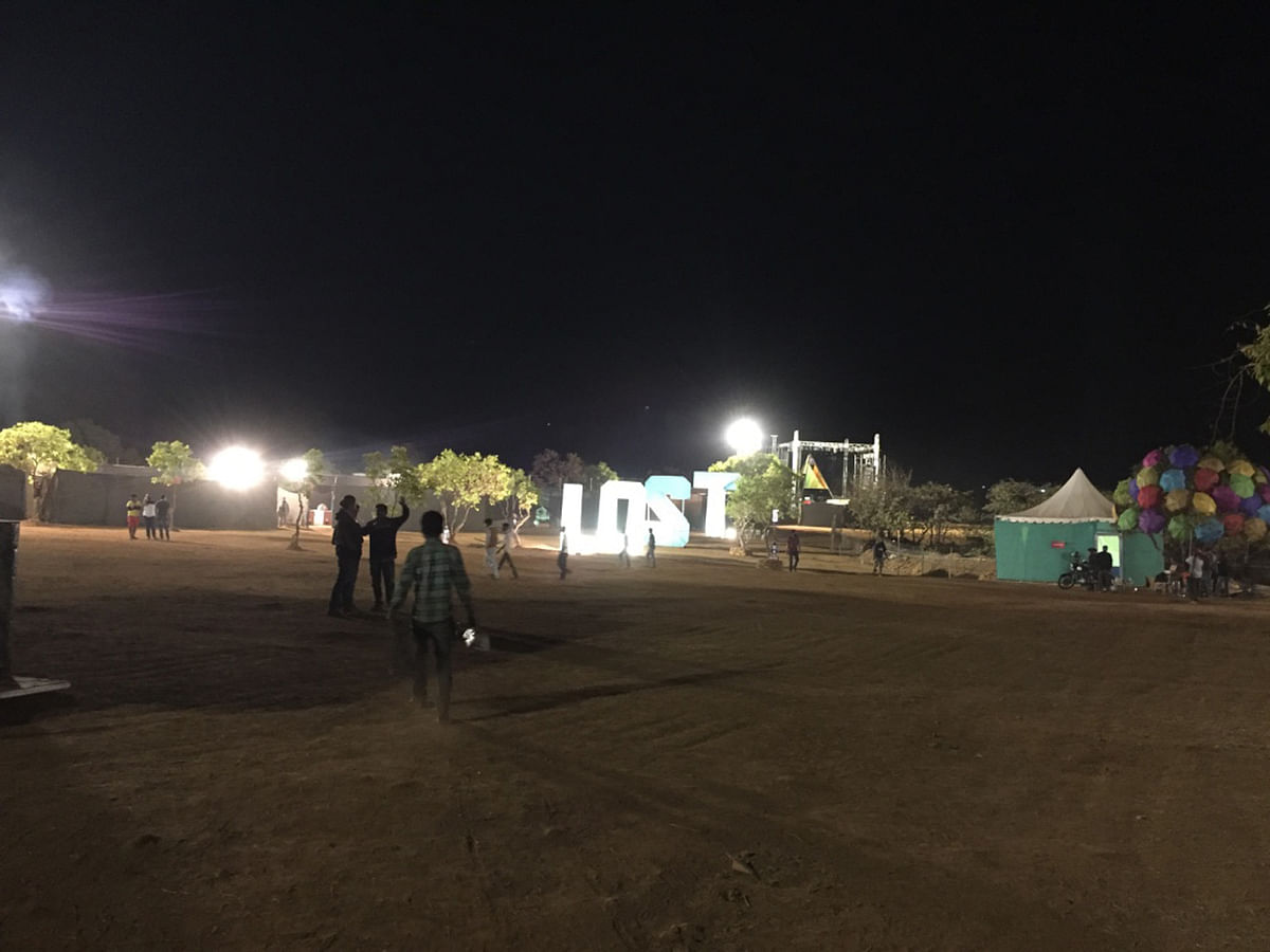 The Lost Party at Lonavala was a 3-day live music collection of great acts. (Photo Courtesy: Radhika Sharma)