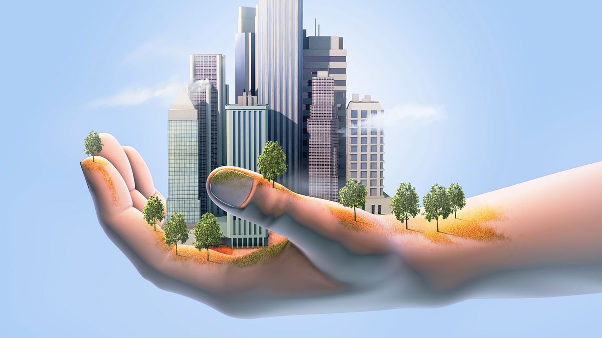 Smart City Plan: Will Concrete Jungles Turn Into Liveable Cities?
