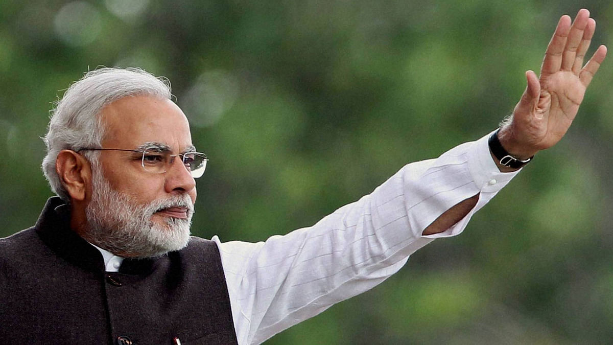 'Debate, Dissent Must in Democracy, But...': PM Modi on CAA Row
