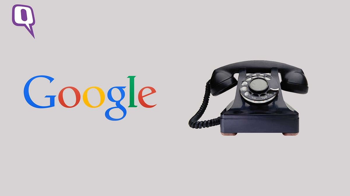 Google plans to give landline phones for $10 a month in US Cities. (Photo: <b>The Quint)</b>
