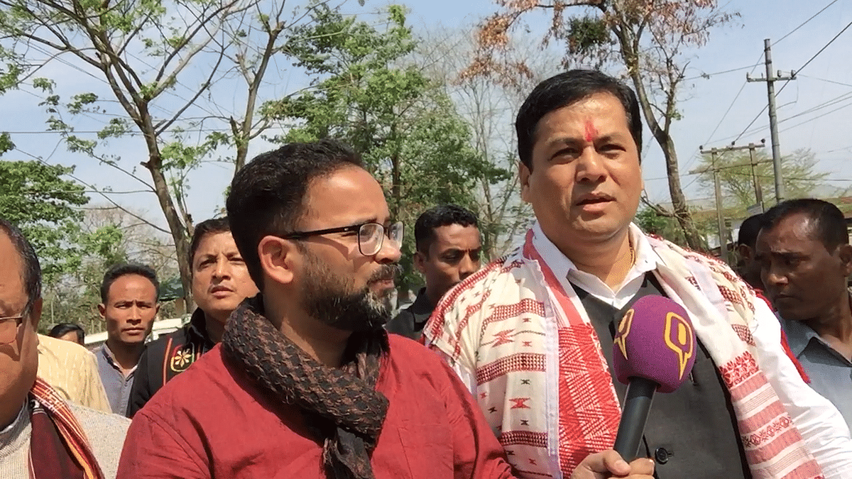 Exclusive | BJP Will Free Assam of Illegal Immigrants: Sonowal