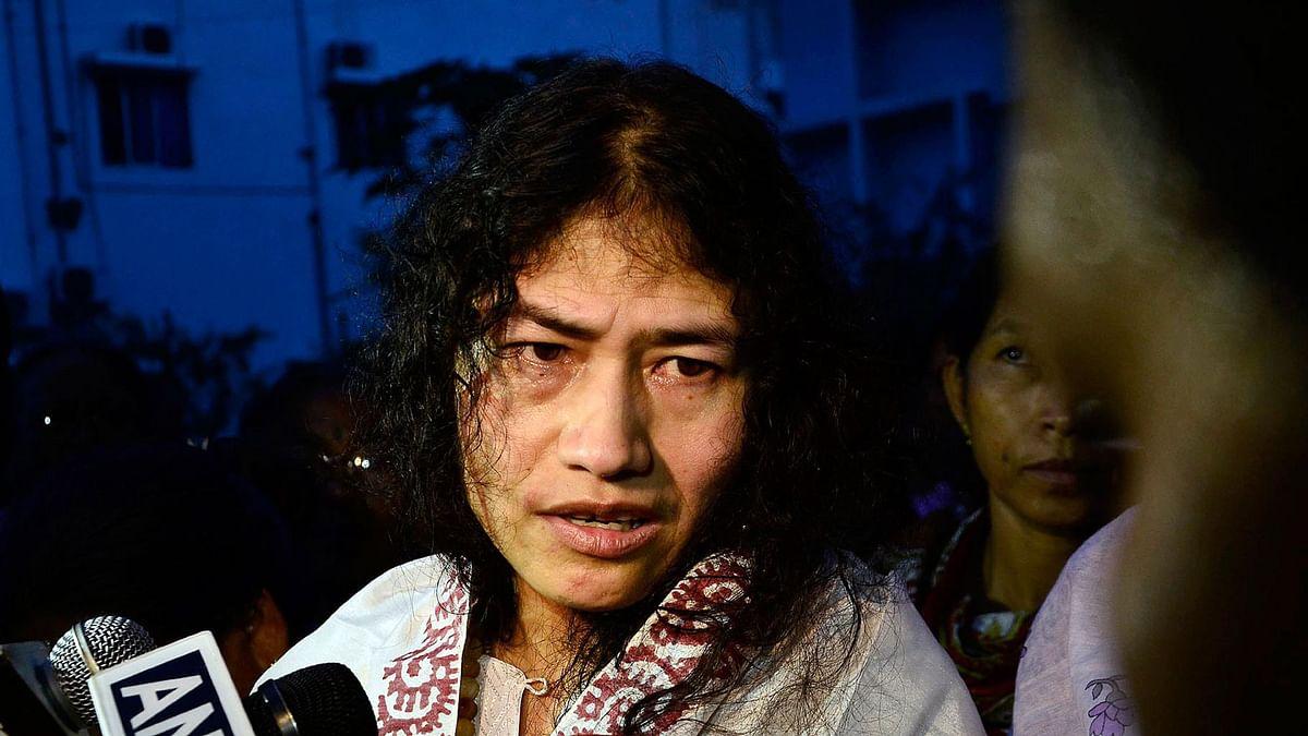 File photo of Irom Sharmila.(Photo:Reuters)