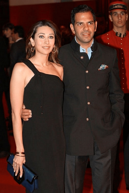 Karishma Kapoor and her estranged husband Sanjay Kapur are engaged in a bitter divorce battle. (Photo: PTI)