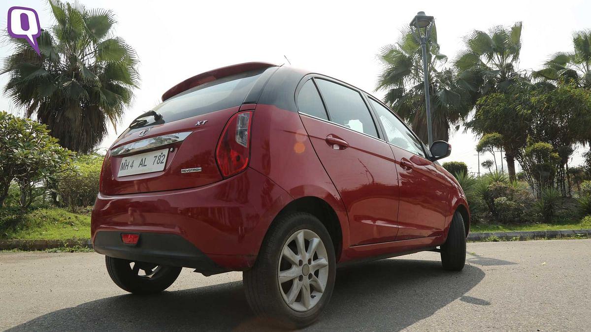 Tata Bolt XT-Petrol. (Photo: <b>The Quint</b>)