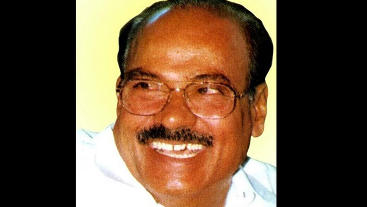 PMK founder, S Ramadoss. (Photo: The News Minute)