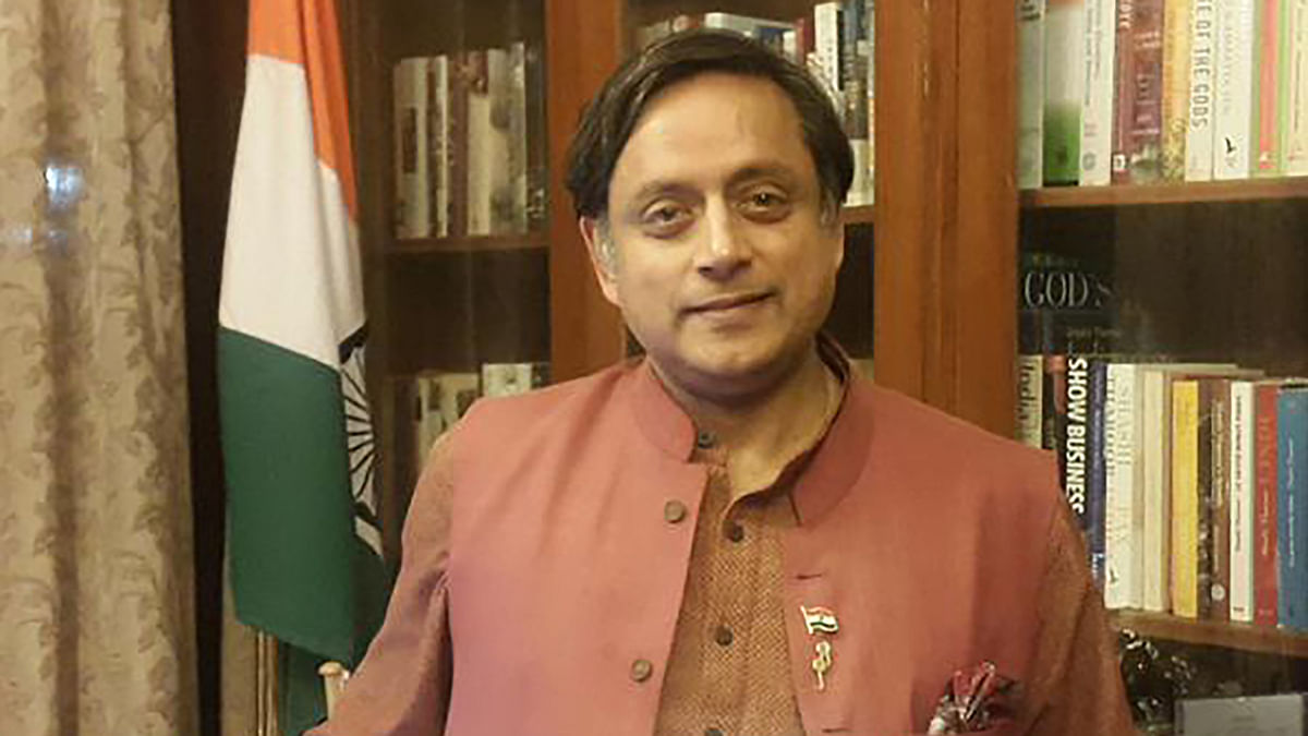 Congress MP Shashi Tharoor has written to the Nobel Peace Prize committee.