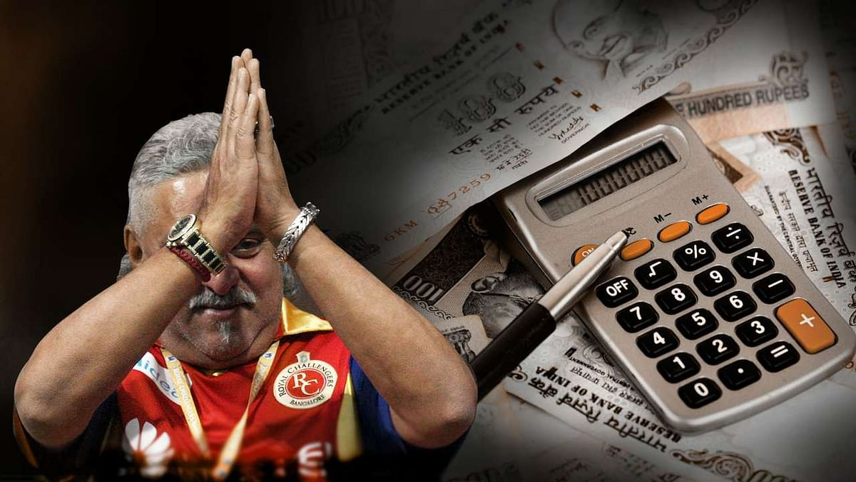 Vijay Mallya owes Rs 900 crore to IDBI bank alone. (Photo: <b>The Quint</b>)