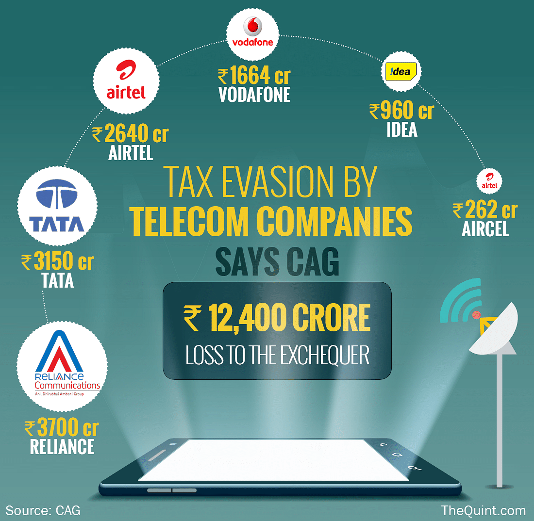 CAG Unearths Telco Scam of Rs 46,000 Crore, Is It yet Another 2G?