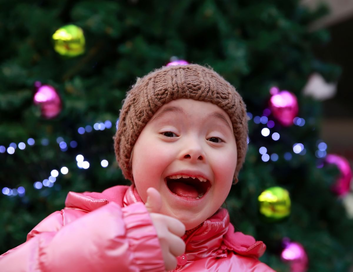 Down syndrome is a lifelong condition. But with care and support, these children can grow up to have healthy, happy, productive lives.