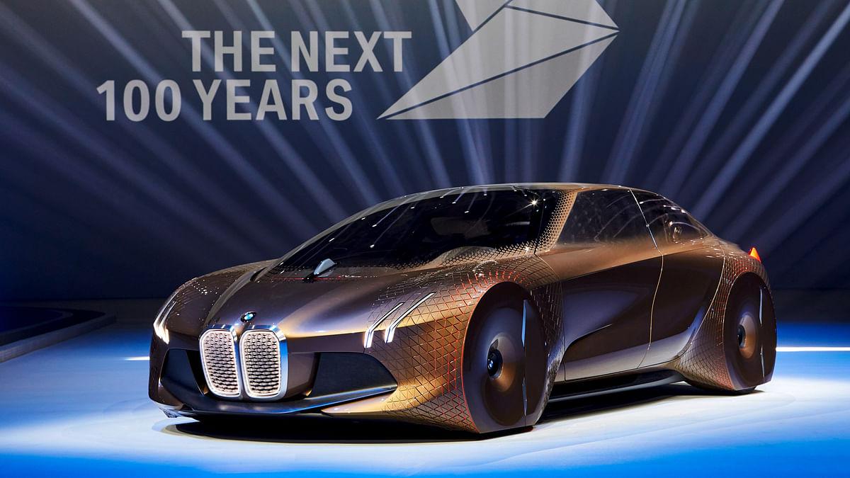 BMW Vision. (Photo: BMW)