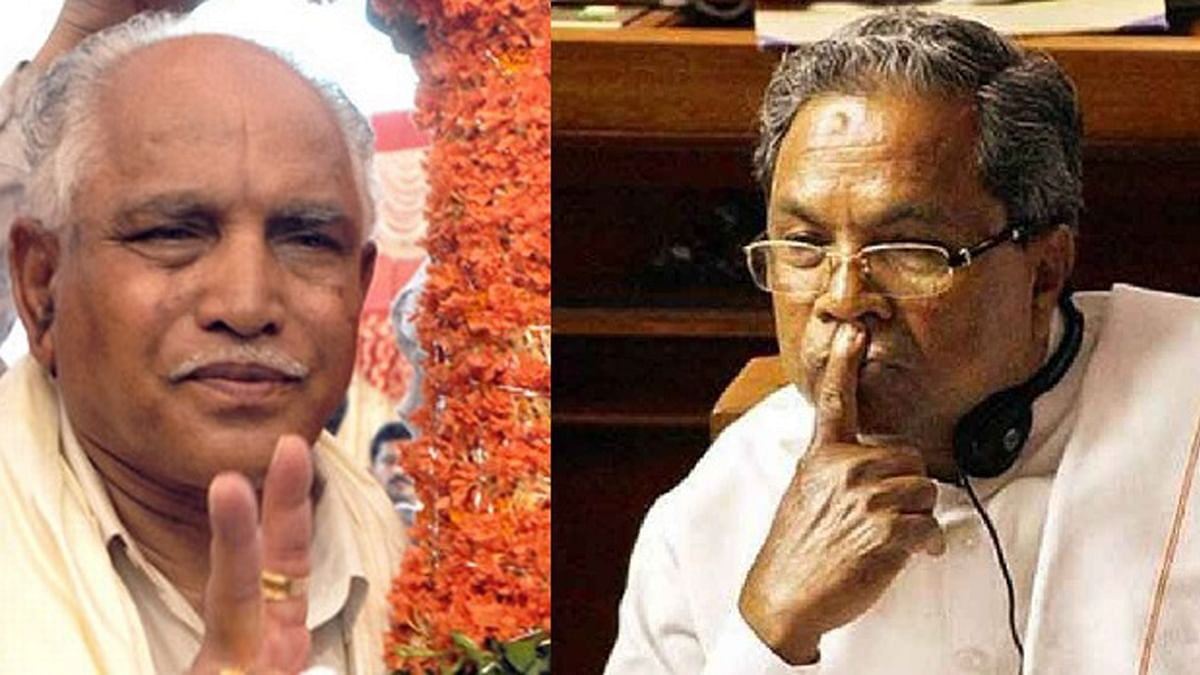 Can't Present Full Budget in Election Year, BSY Tells Siddaramaiah