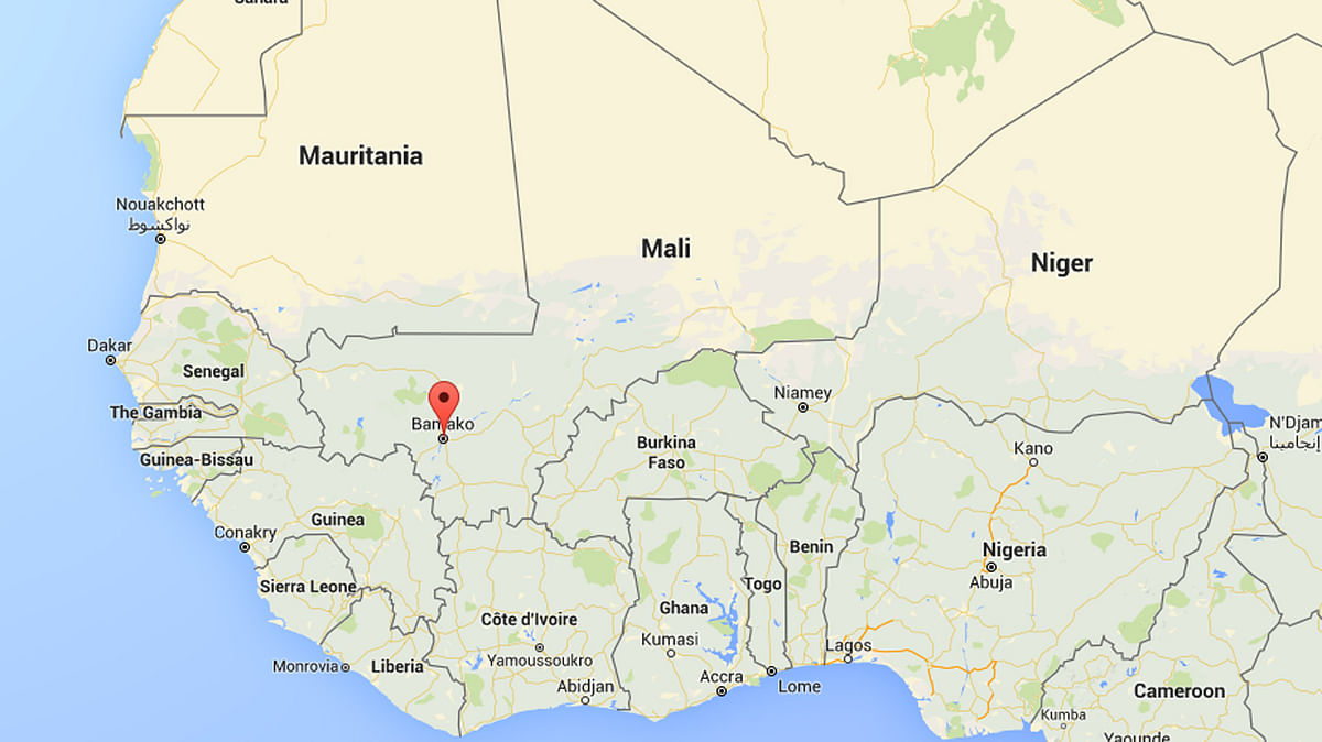 EU mission in Mali's capital was attacked by Extremists.