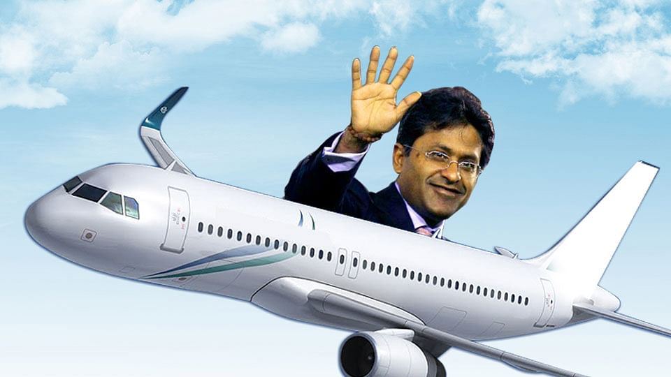 Former IPL Commissioner Lalit Modi is on the run and has taken  citizenship of Malta, a small country in the central Mediterranean Sea. (Photo: Altered by <b>The Quint</b>)