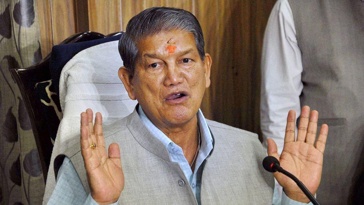 Harish Rawat, Uttarakhand Chief Minister. (Photo: PTI)